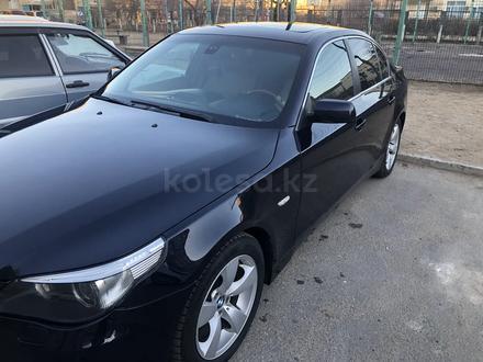 BMW 525 2006 года за 5 000 000 тг. в Алматы – фото 11