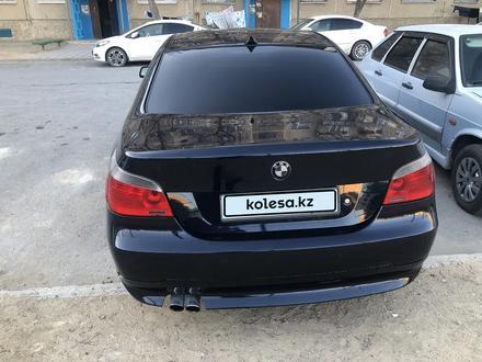 BMW 525 2006 года за 5 000 000 тг. в Алматы – фото 13