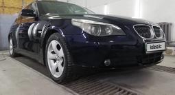 BMW 525 2006 года за 5 000 000 тг. в Алматы – фото 3