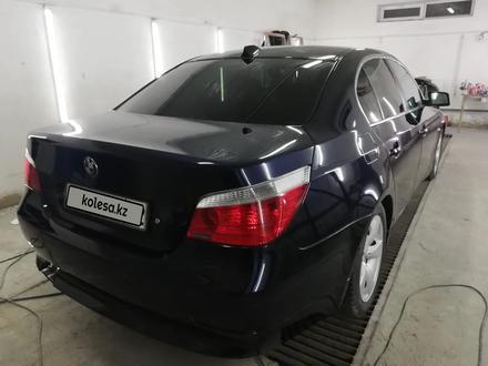 BMW 525 2006 года за 5 000 000 тг. в Алматы – фото 5