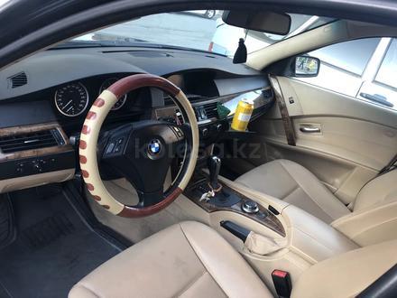 BMW 525 2006 года за 5 000 000 тг. в Алматы – фото 7