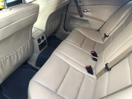 BMW 525 2006 года за 5 000 000 тг. в Алматы – фото 8