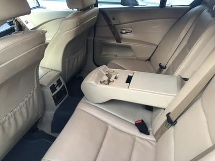 BMW 525 2006 года за 5 000 000 тг. в Алматы – фото 9