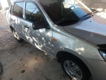 ВАЗ (Lada) 2190 (седан) 2014 года за 2 000 000 тг. в Шымкент – фото 4