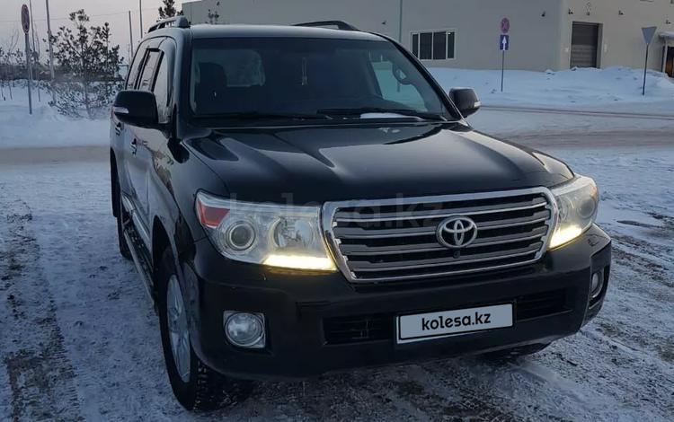 Toyota Land Cruiser 2012 года за 15 500 000 тг. в Нур-Султан (Астана)