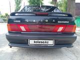ВАЗ (Lada) 2115 (седан) 2011 года за 1 350 000 тг. в Тараз – фото 4