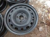 Металлические диски на автомашину Opel (Германия R14 4*100 ЦО56 за 30 000 тг. в Нур-Султан (Астана) – фото 2