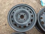 Металлические диски на автомашину Opel (Германия R14 4*100 ЦО56 за 30 000 тг. в Нур-Султан (Астана) – фото 4
