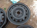 Металлические диски на автомашину Opel (Германия R14 4*100 ЦО56 за 30 000 тг. в Нур-Султан (Астана) – фото 5