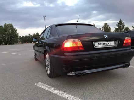 BMW 750 1999 года за 3 000 000 тг. в Нур-Султан (Астана) – фото 5