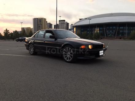 BMW 750 1999 года за 3 000 000 тг. в Нур-Султан (Астана) – фото 8