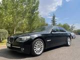 BMW 740 2009 года за 8 000 000 тг. в Нур-Султан (Астана) – фото 2
