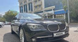 BMW 740 2009 года за 8 000 000 тг. в Нур-Султан (Астана) – фото 3
