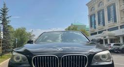 BMW 740 2009 года за 8 000 000 тг. в Нур-Султан (Астана) – фото 5
