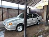 ВАЗ (Lada) 2115 (седан) 2011 года за 1 550 000 тг. в Казыгурт – фото 5