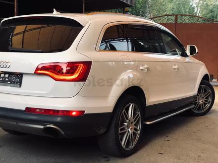 Audi Q7 2011 года за 10 500 000 тг. в Алматы – фото 3
