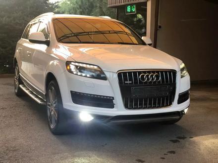 Audi Q7 2011 года за 10 500 000 тг. в Алматы – фото 12