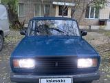 ВАЗ (Lada) 2107 2005 года за 689 500 тг. в Петропавловск