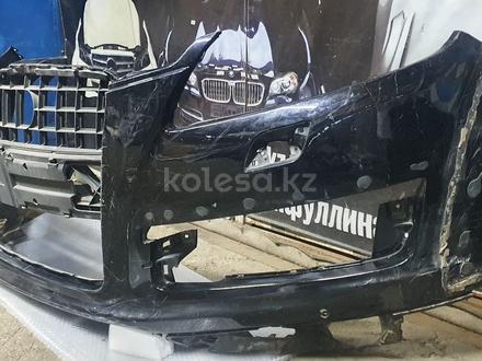 Передний бампер на Audi Q7 за 130 000 тг. в Алматы – фото 3
