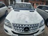 Mercedes-Benz ML 350 2009 года за 7 500 000 тг. в Нур-Султан (Астана) – фото 2
