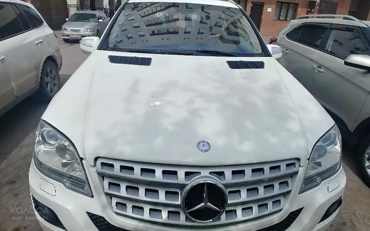 Mercedes-Benz ML 350 2009 года за 8 000 000 тг. в Нур-Султан (Астана)