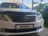 Toyota Camry 2013 года за 9 200 000 тг. в Шымкент – фото 5