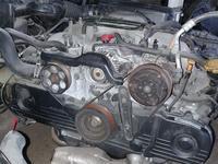 Двигатель Subaru EJ20 2х волнаы за 260 000 тг. в Алматы