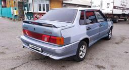 ВАЗ (Lada) 2115 (седан) 2003 года за 950 000 тг. в Тараз – фото 4