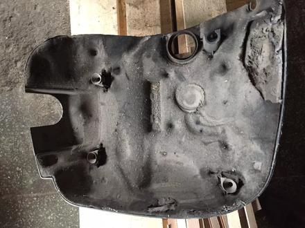 Крышка двигателя фольксваген Туарег за 15 000 тг. в Щучинск – фото 2