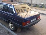 ВАЗ (Lada) 21099 (седан) 2001 года за 980 000 тг. в Усть-Каменогорск – фото 3