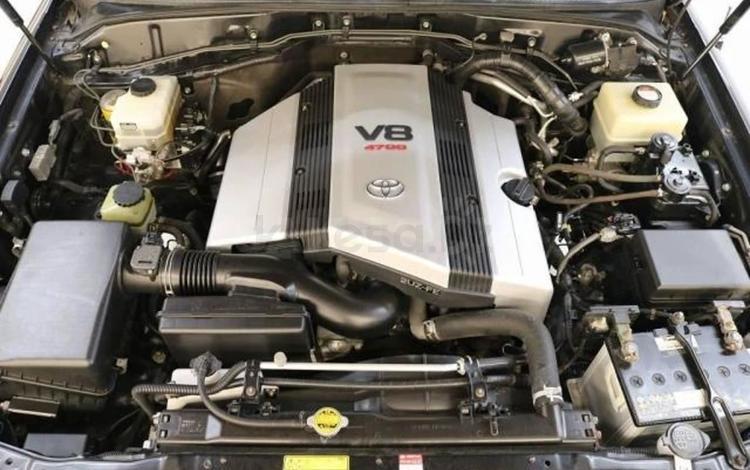 Двигатель 4.7 2UZ-FE за 830 000 тг. в Алматы