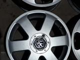 R17 (5*112) от VAG Volkswagen привозные без дефектов за 120 000 тг. в Алматы – фото 2
