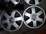 R17 (5*112) от VAG Volkswagen привозные без дефектов за 120 000 тг. в Алматы – фото 4