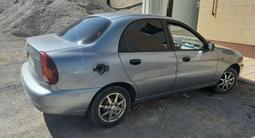 Chevrolet Lanos 2007 года за 900 000 тг. в Шымкент – фото 4