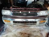 Морда ноускат передняя часть кузова ниссан за 100 тг. в Алматы