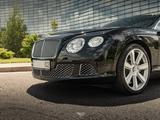 Bentley Continental GT 2011 года за 38 800 000 тг. в Алматы – фото 4