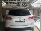 Hyundai Santa Fe 2013 года за 8 800 000 тг. в Алматы – фото 4