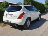 Nissan Murano 2003 года за 3 000 000 тг. в Тараз – фото 2