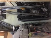 Трапеция Дворников Subaru SF5 за 18 000 тг. в Риддер