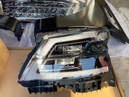 Рестайлинг для Nissan Patrol y62 2020 + за 5 000 тг. в Алматы – фото 6