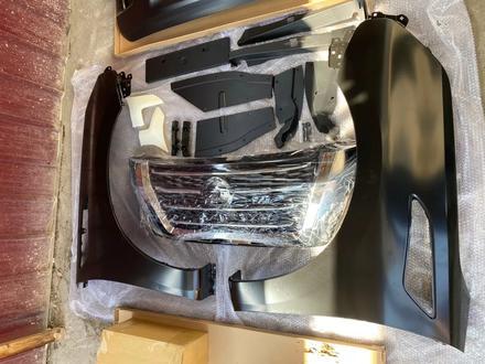 Рестайлинг для Nissan Patrol y62 2020 + за 5 000 тг. в Алматы – фото 3