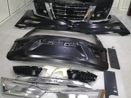 Рестайлинг для Nissan Patrol y62 2020 + за 5 000 тг. в Алматы – фото 20