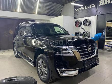 Рестайлинг для Nissan Patrol y62 2020 + за 5 000 тг. в Алматы – фото 23