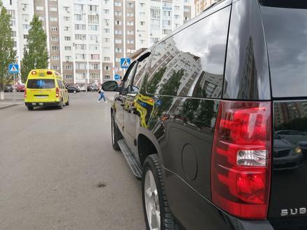 Chevrolet Suburban 2008 года за 9 000 000 тг. в Нур-Султан (Астана) – фото 14