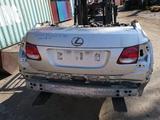 Задняя часть кузова на лексус Gs 300 s190 за 250 000 тг. в Алматы