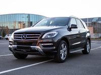 Mercedes-Benz ML 350 2012 года за 13 200 000 тг. в Нур-Султан (Астана)