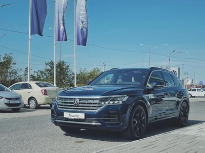 Volkswagen Touareg Exclusive Elegance 2021 года за 36 020 000 тг. в Атырау