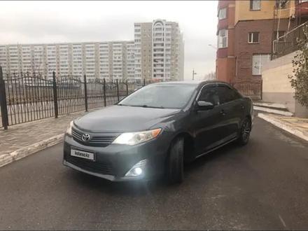 Toyota Camry 2012 года за 6 800 000 тг. в Нур-Султан (Астана) – фото 2