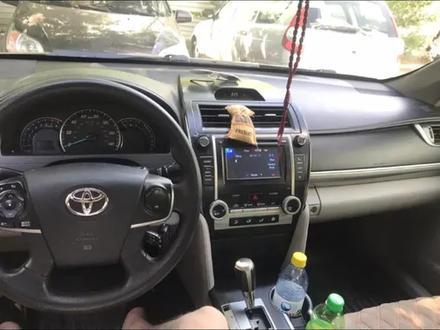 Toyota Camry 2012 года за 6 800 000 тг. в Нур-Султан (Астана) – фото 6