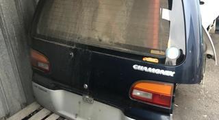 Крышка багажника Делика Булка space gear за 35 000 тг. в Алматы